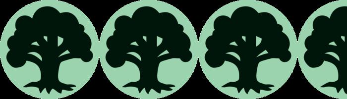3.5/5 Trees