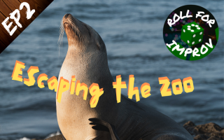 Escaping the Zoo: Alfie the Sea Lion