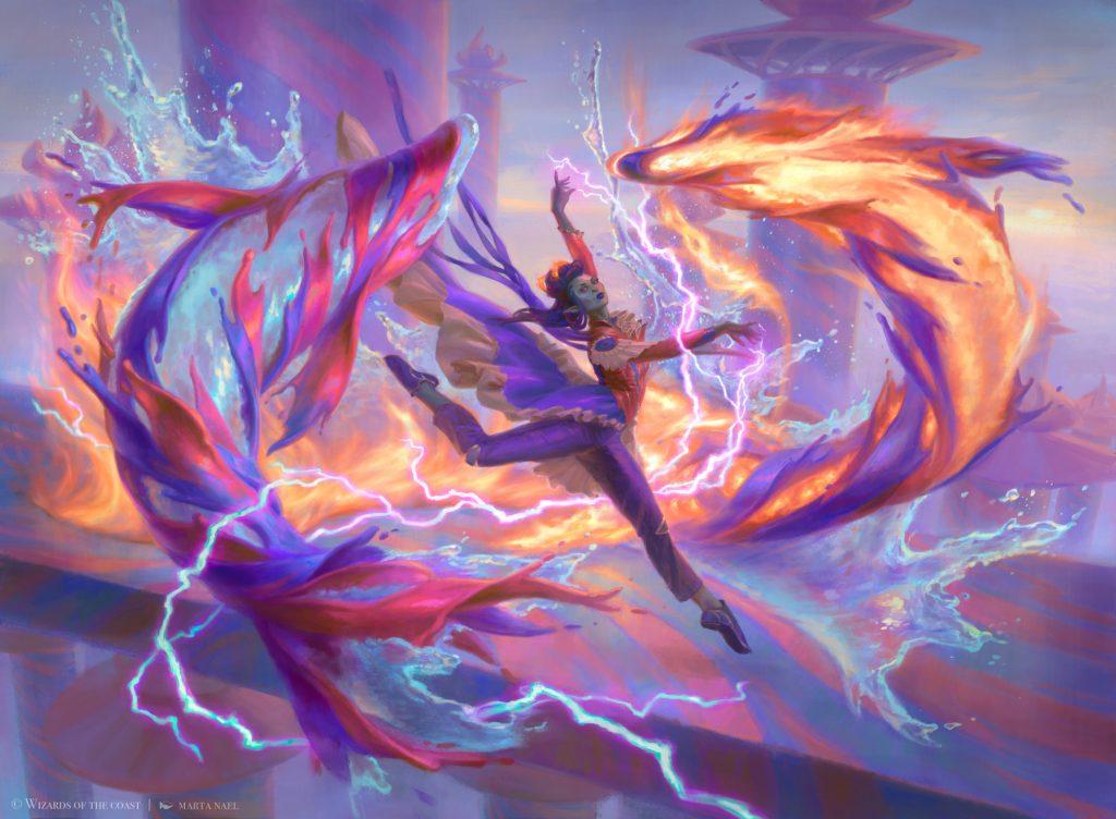 Elemental Masterpiece card art