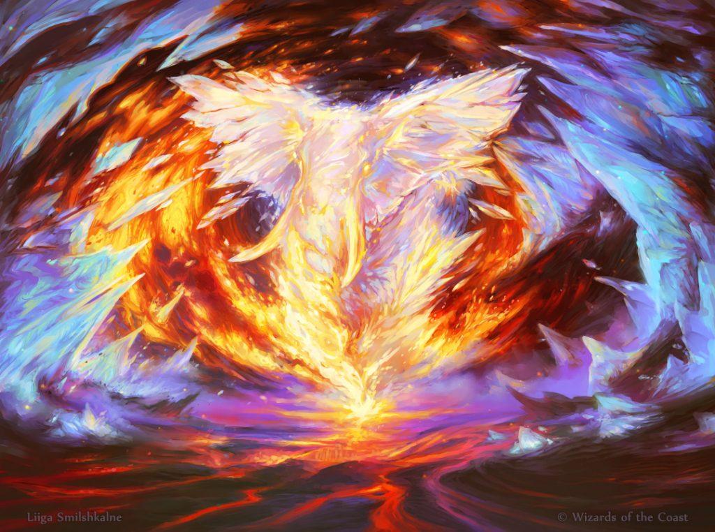 Magma Opus card art