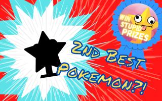 2nd Best Pokémon